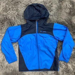 Columbia | Children's Rain Jacket | Blue